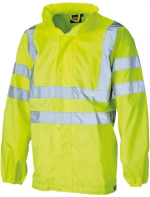 DICKIES SA22042 HI-VIS LIGHT WEIGHT JACKET YELLOW  SA22042YL