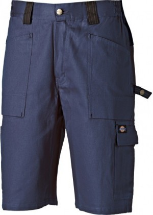 DICKIES WD4979 GDT210 SHORTS NAVY BLACK  WD4979NVB