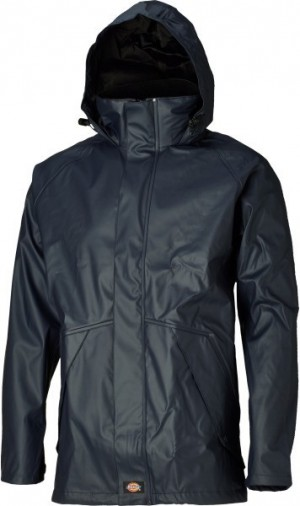 DICKIES WP50000 Raintite Jacket Navy -XXL  :WP50000NVXXL