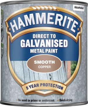 Hammerite Direct to Galv