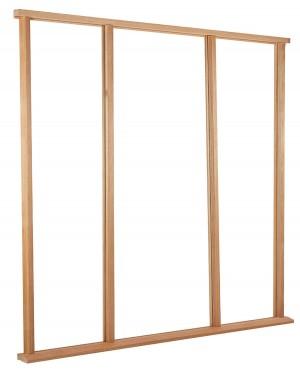 LPD - External Door - Door Frame Universal Hardwood External 2400 x 2234 mm  UNIVEST