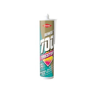 Dow 700 Firestop Silicone 380ml