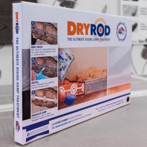 DRYROD Dampcheck Rods  [Damp Proofing]  SGUDRYRODPK10