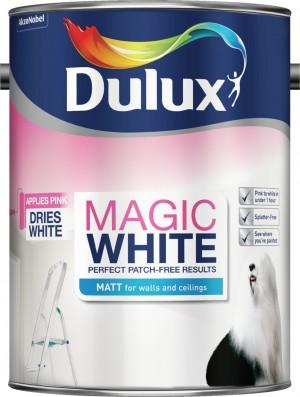 Dulux - Magic White Matt