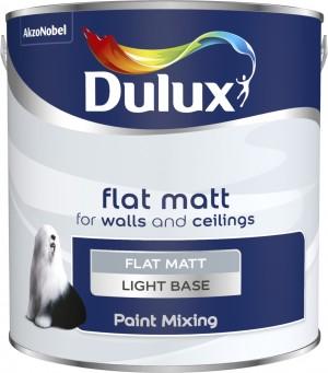 Dulux - Mixing Flat White