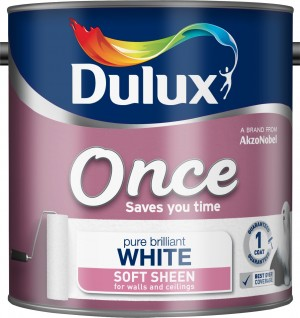 Dulux - Once Soft Sheen