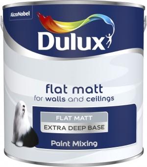 Dulux - Paint Mixing Flat Matt