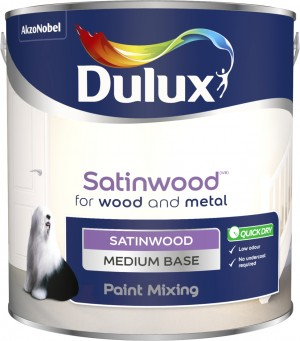 Dulux - Paint Mixing Satinwood