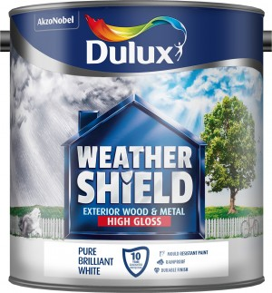Dulux - Weathershield Exterior High Gloss