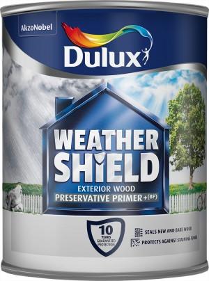 Dulux - Weathershield Exterior Preservative Primer