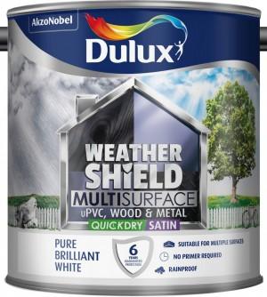Dulux - Weathershield Multisurface