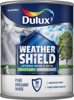 Dulux - Weathershield Quick Dry Undercoat