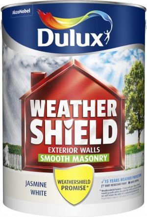 Dulux - Weathershield Smooth Masonry Paint