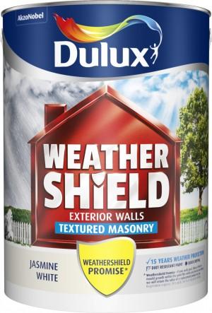 Dulux - Weathershield Textured Masonry Paint