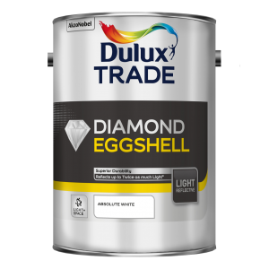 Dulux Trade Diamond Eggshell Light & Space
