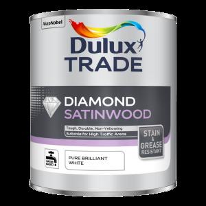Dulux Trade Diamond Satinwood