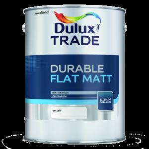 Dulux Trade Durable Flat Matt