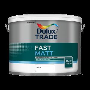Dulux Trade Fast Matt