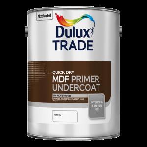 Dulux Trade Quick Dry MDF Primer Undercoat