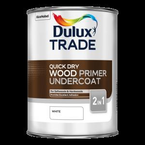 Dulux Trade Quick Dry Wood Primer Undercoat