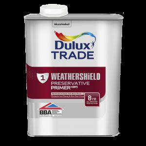 Dulux Trade Weathershield Preservative Primer