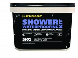DUNLOP SHOWER WATERPROOFING KIT 5KG [DUN19038]