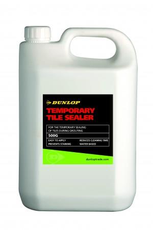 DUNLOP TEMPORARY TILE SEALER 500G