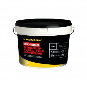 DUNLOP RX-1000 NON-SLIP WALL TILE ADHESIVE 15KG [DUN32322]