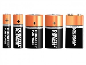Plus Power Battery  DURAAAK4P