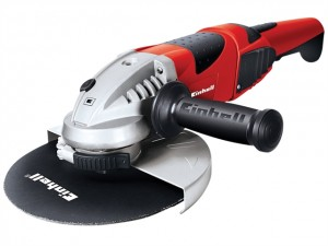EINHELL TE-AG230 230mm Angle Grinder 2350W Power Tool  :EINTEAG230