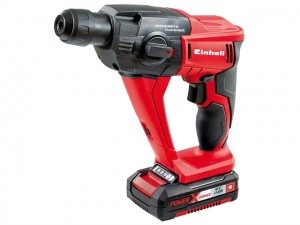 EINHELL TE-HD 18LI PowerX Rotary Hammer Kit Power Tool  :EINTEHD18LI