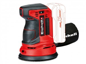 EINHELL TE-RS 18LIN PowerX Rotating Sander NAKED Power Tool