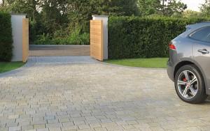 STONEMARKET PAVING SLABS -  Elemental Natural Limestone Driveway Paviors