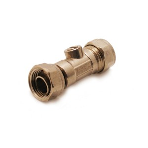 Plumbers Copper Compression Fittings