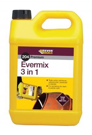 SikaEverbuild 204 Premium Evermix 3in1