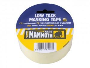 Low Tack Masking Tape  GRPEVB2LOWMT25