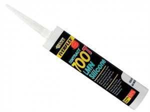 PVCu & Roofing Silicone Sealant 700T  EVB700TBR