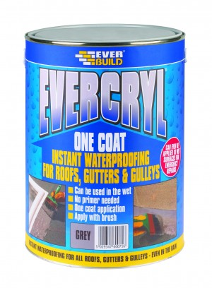 SikaEverbuild Evercryl One Coat 5kg