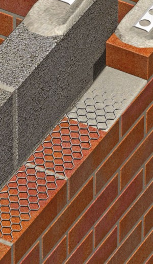EXPAMET METALWORK - Exmet Brick Reinforcement