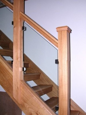 Pear Stairs - The French Glass Straight Staircase (86)