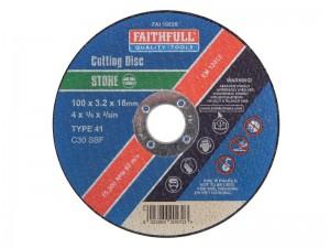 Stone Cut Off Disc  FAI1003S