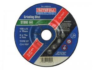 Depressed Centre Stone Grinding Discs  FAI1006SDG