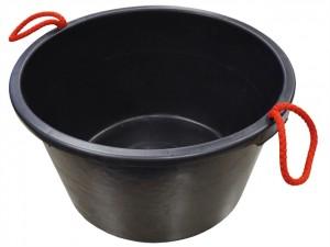 Black Builder's Bucket
