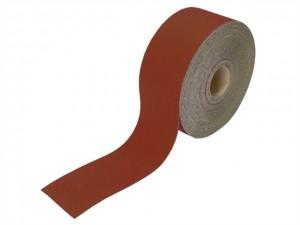 115mm Red Aluminium Oxide Paper Roll  FAIAR11540R