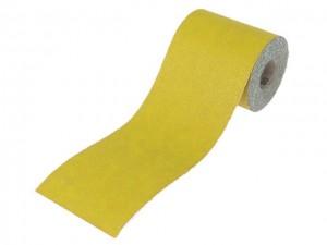 115mm Yellow Aluminium Oxide Paper Roll  FAIAR580Y