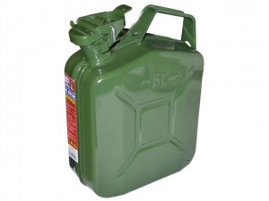 Metal Jerry Can  FAIAUJERRY5