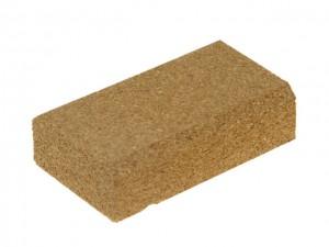 Cork Rubbing Block 115 x 65mm - CLEFAIC18
