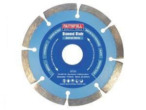 Contract Diamond Blades  FAIDB115C