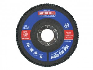 Flap Discs 115mm  FAIFD115C