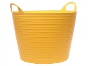 Heavy-Duty Polyethylene Flex Tubs